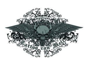 tattoo van_hel Logo helll